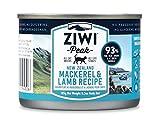 ZiwiPeak Daily Cat Cuisine Makrele und Lamm Dosen,