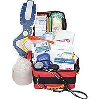 Erste Hilfe Notfallrucksack Schulsanitäter mit man. Blutdruckmessgerät & Stethoskop aus Plane mit weißen Reflexstreifen preisvergleich bei billige-tabletten.eu