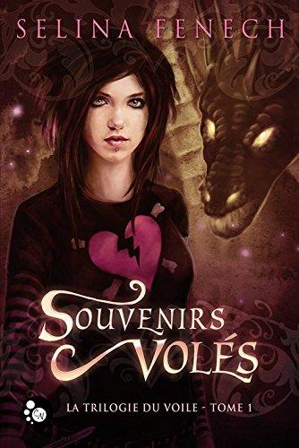 La trilogie du Voile, 1: Souvenirs volés (Cheshire) par Selina Fenech