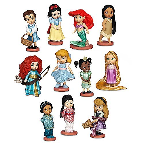 Disney Animators' Collection Deluxe Figure Play Set Petite Disney Prin