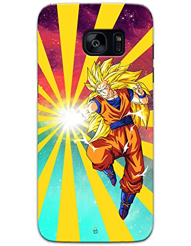 Dragon Ball Z Goku Raging Blast case for Samsung Galaxy S7  available at amazon for Rs.499