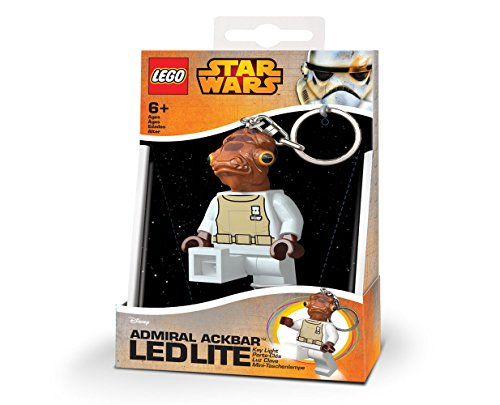 o LED 8 cms (Star Wars Lego Party Supplies)