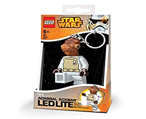 LEGO Star Wars- Admiral Ackbar Key Light (812980L)