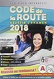 Code de la route 2018, réussir l'examen officiel [DVD Interactif] [Import italien]