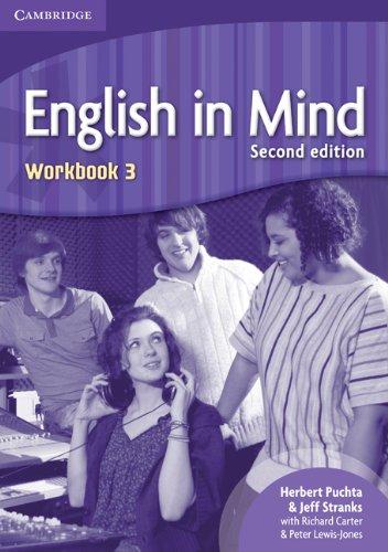 English in Mind 2nd  3 Workbook - 9780521185608