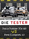 Die Tester: Dacia Duster TCe 125 vs Ford Ecosport 1.0