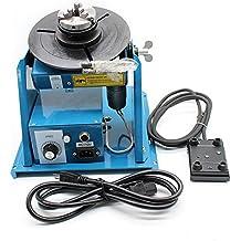 OUKANING - Aparato de soldadura (220 V, 10 kg, mesa giratoria de soldadura
