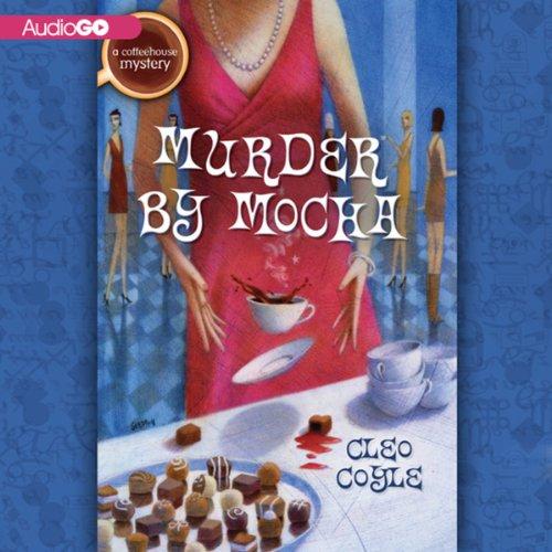 Murder by Mocha  Audiolibri