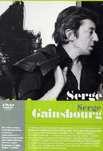 Bild von Serge Gainsbourg - D'autres nouvelles des Etoiles [2 DVDs]