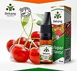 Recharge e-liquide saveur CERISE marque DEKANG - Sans Nicotine