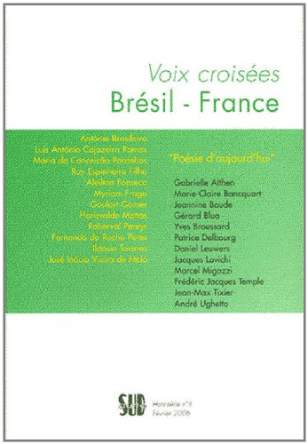Autre Sud, Hors-série N° 5 : Voix croisées Brésil-France par Collectif