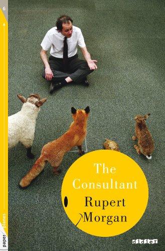 The consultant - Livre + mp3