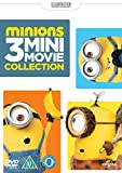 Minion Mini Movies (2015): 3 mini movies [DVD]