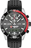 SWISS MILITARY-HANOWA Herren-Armbanduhr 06-4298.3.04.009