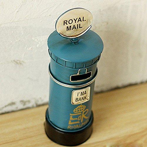 xjoelcute-postbank-geld-bank-dekorative-mnze-sparen-geld-box-blau