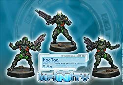Infinity - Yu Jing: Hac Tao (Multi Rifle, Light Shotgun, Shock CCW)