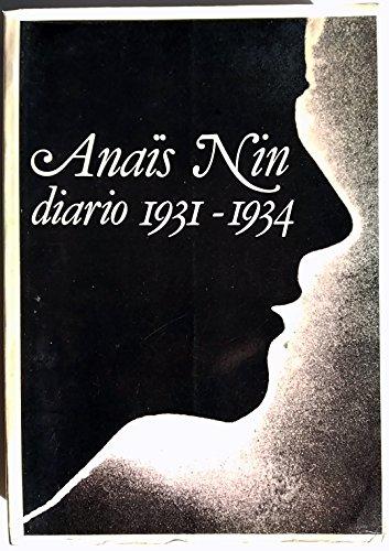 Portada del libro Anaïs Nin: Diario I, 1931-1934