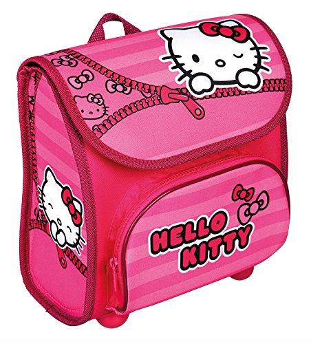 Scooli Vorschulranzen Hello Kitty, ca. 23 x 21 x 11 cm Kinder-Rucksack, 4,5 Liter, Rosa