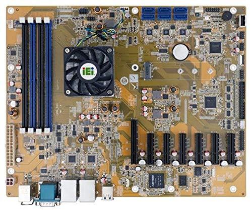 Dual-gbe-motherboard ((DMC Taiwan) ATX Motherboard Supports 14nm Intel® Xeon® D-1548, DDR4, VGA, Dual Intel Gbe/Dual 10gbe, Four USB 3.0, Six SATA 6Gb/S, HD Audio and RoHS)