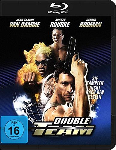 Double Team [Blu-ray]