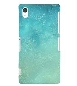 EPICCASE Light Blue Sky Mobile Back Case Cover For Sony Xperia Z2 (Designer Case)