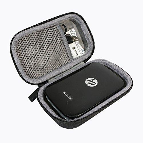 Duro Viajar Caso Cubrir para HP Sprocket