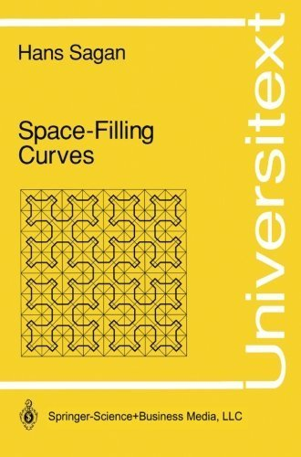 Space-Filling Curves (Universitext) by Sagan, Hans (1994) Paperback