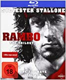 Rambo - The Trilogy - The Ultimate Edition (Uncut) [Blu-ray]