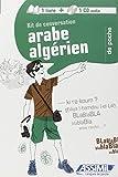 Kit de conversation arabe algérien (1CD audio)