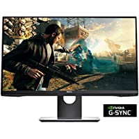 "DELL S Series S2417DG 23.8"" 2K Ultra HD TN Mate Negro Plana pantalla para PC - Monitor (60,5 cm (23.8""), 2560 x 1440 Pixeles, LED, 1 ms, 350 cd / m², Negro)"