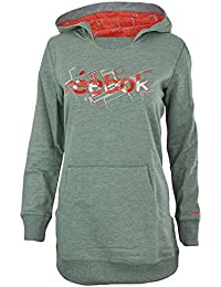 Reebok SG Hoody Dress Women's Hooded Sweatshirt Grey