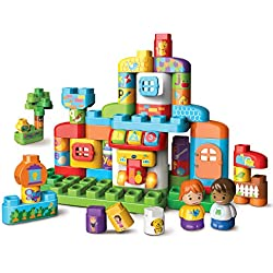 V Tech – Bla-Bla-Blocks – Ma Maison Alphabet Interactive
