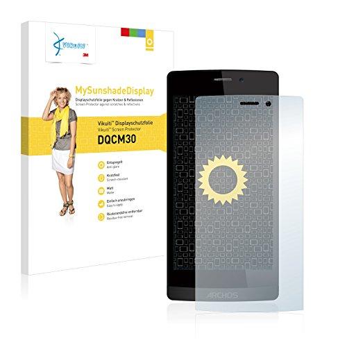 Vikuiti Bildschirmschutzfolie Matt DQCM30 von 3M für Archos 50 Diamond Folie Schutzfolie Bildschirmfolie - Entspiegelt