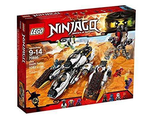 LEGO 70595 Ninjago Ultra Stealth Raider Building Set