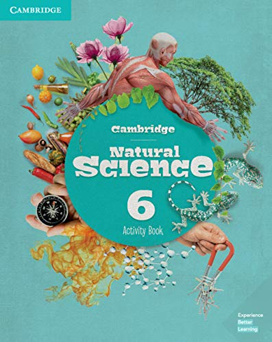 Cambridge Natural Science Level 6 Activity Book (Natural Science Primary)