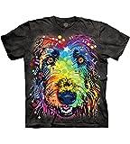The Mountain T-Shirt Irish Wolfhound, Mehrfarbig, M