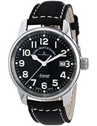 Zeno Watch Basel Herrenarmbanduhr Pilot Classic 6554-a1
