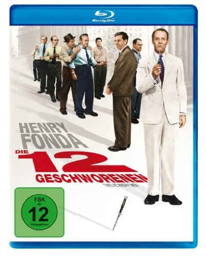 Bild von Die 12 Geschworenen [Blu-ray]