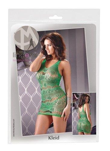 Preisvergleich Produktbild Mandy Mystery lingerie 27148684101 Kleid, S-L, grün
