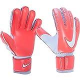 Nike Spyne Pro–Guantes de Portero, Primavera/Verano, Unisex, Color Total Orange/Hyper Crimson/White/Black, tamaño 8