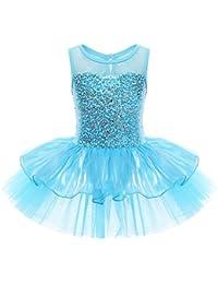 Ballett kleid hellblau