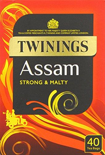 Twinings Assam Tea 40 (Pack of 4)