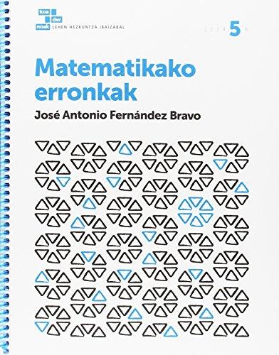 Matematikako erronkak 5