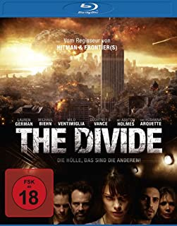 The Divide [Blu-ray]