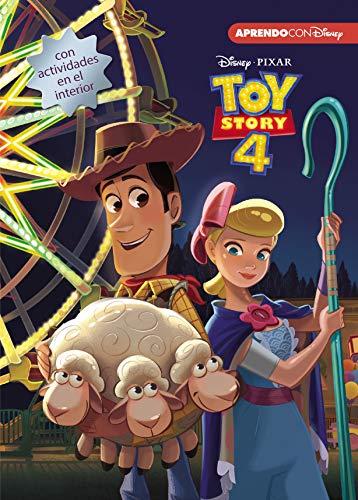 Toy Story 4 (Leo, juego y aprendo con Disney)