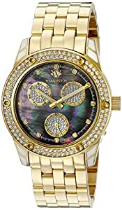 Wellington Damen-Armbanduhr Mataura Analog Edelstahl beschichtet WN507-229