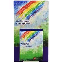 Neukirchener Kalender 2019: Abreißkalender - Block mit 384 Blättern und Rückwand