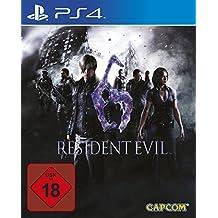 Resident Evil 6 [PlayStation 4]