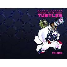Teenage Mutant Ninja Turtles: Villain Micro-Series Volume 1 (Teenage Mutant Ninja Turtles Micro-Series) by Joshua Williamson (2013-11-26)