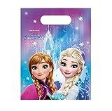 Set di 6sacchetti sorpresa Frozen,sacchetti regalo per caramelle, festa di compleanno